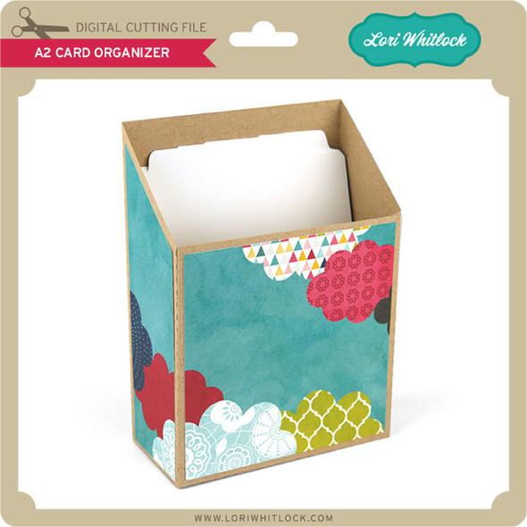 A2 Card Organizer