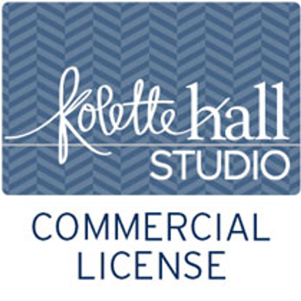Kolette Hall Commercial License