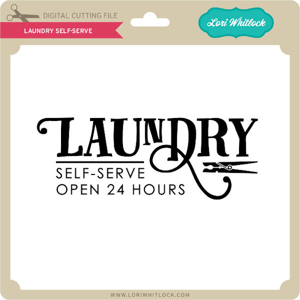 Laundry Self Serve