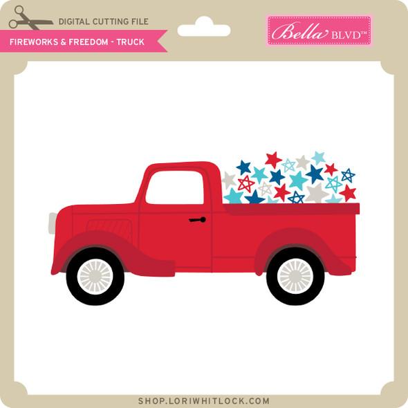 Fireworks & Freedom - Truck