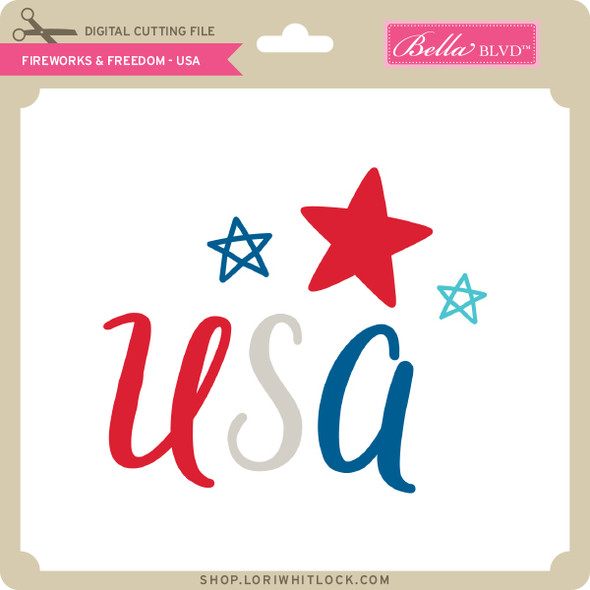 Fireworks & Freedom - USA