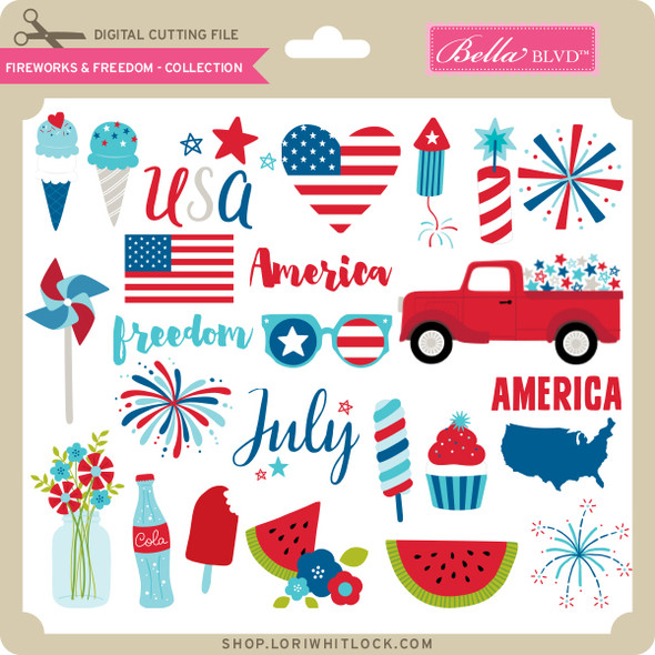 Fireworks & Freedom - Collection