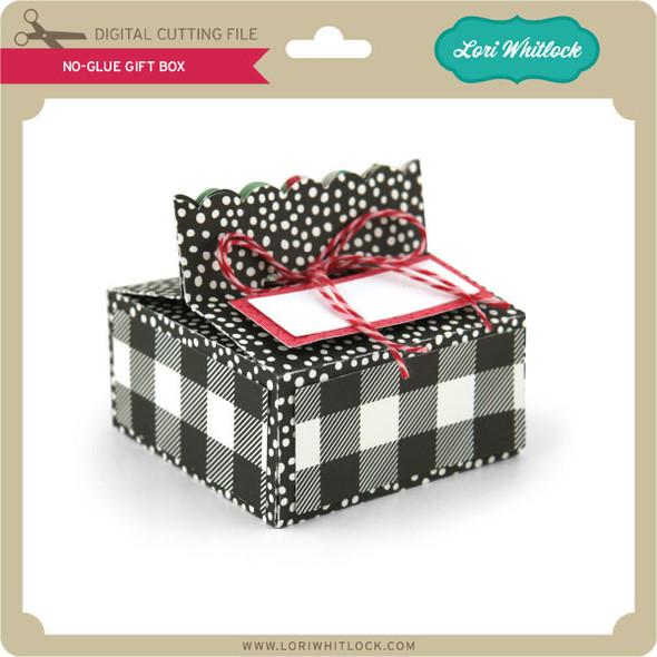 No-Glue Gift Box