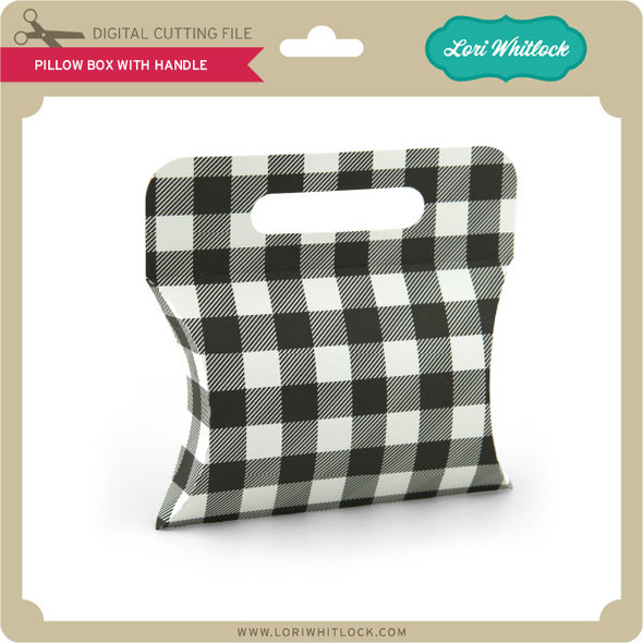Pillow Box With Handle
