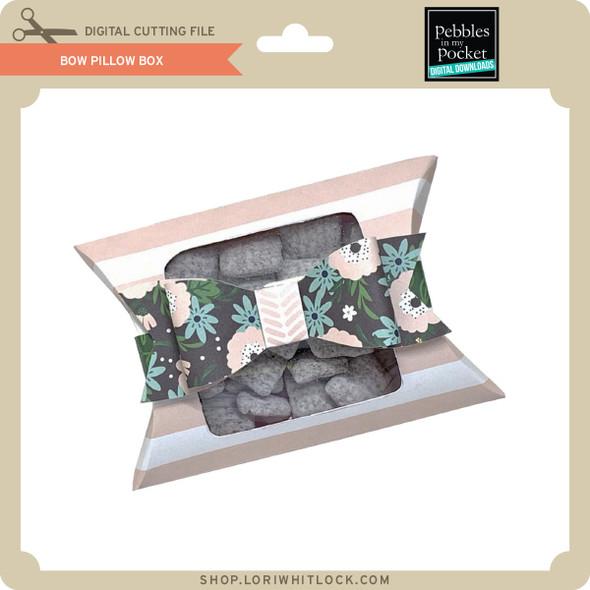 Bow Pillow Box