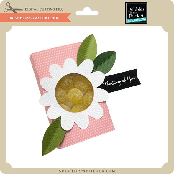 Daisy Blossom Slider Box