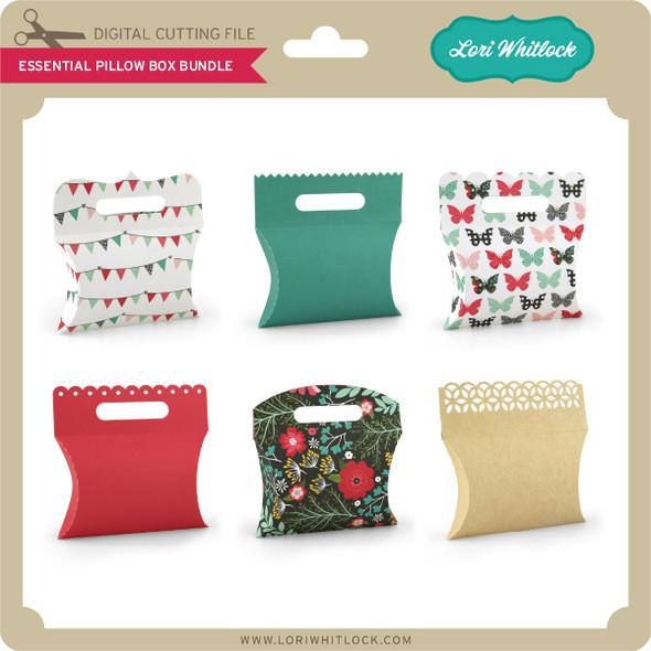 Essential Pillow Box Bundle