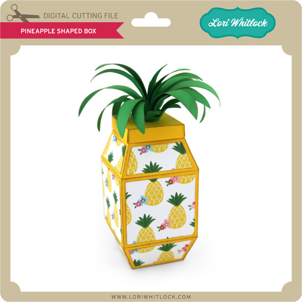 Pineapple Shaped Box
