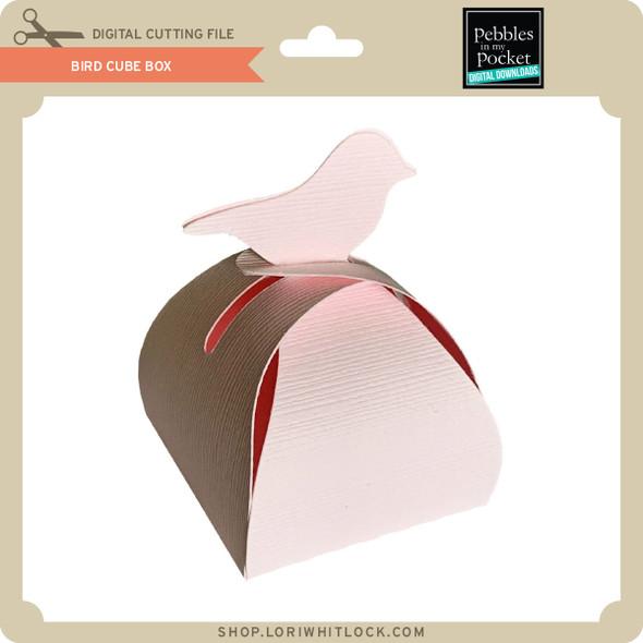 Bird Cube Box