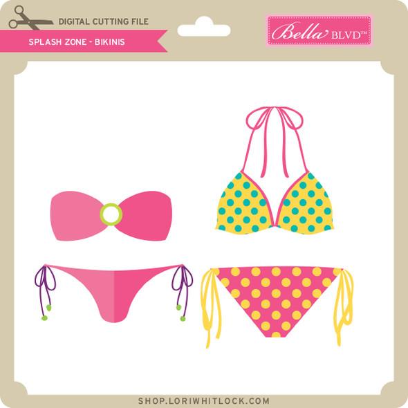 Splash Zone - Bikinis