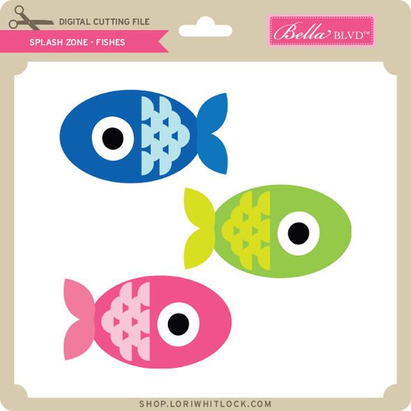 Splash Zone - Fishes