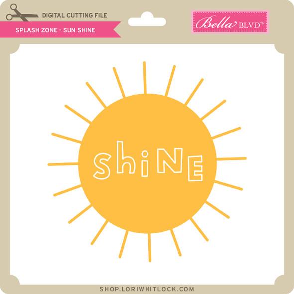 Splash Zone - Sun Shine
