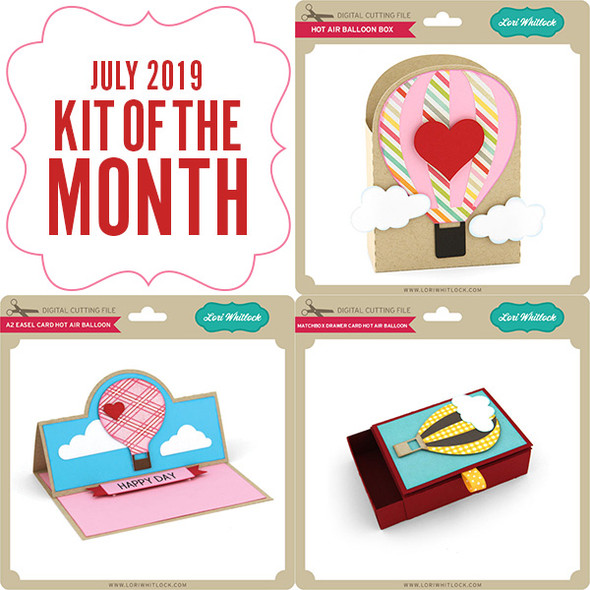 2019 July Kit of the Month