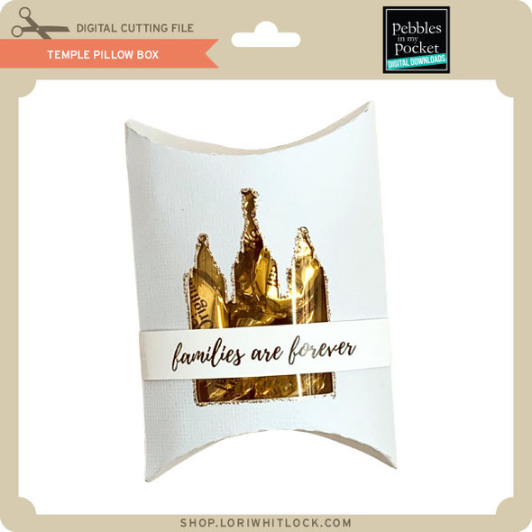 Temple Pillow Box
