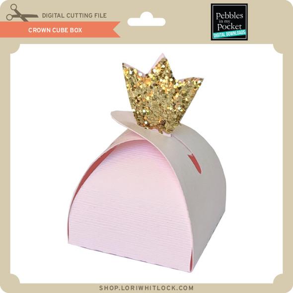 Crown Cube Box