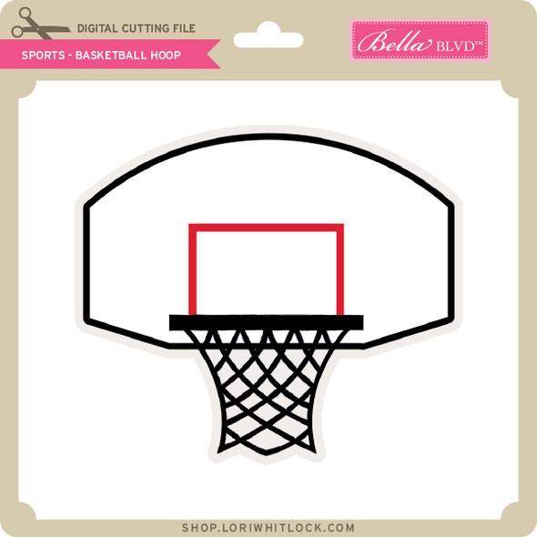 Sports - Basketball Hoop