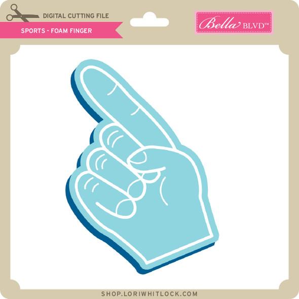 Sports - Foam Finger