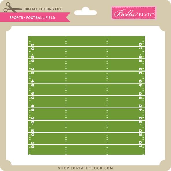 Sports - Football Field