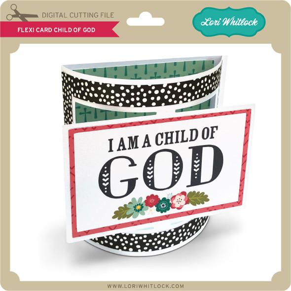 Flexi Card Child of God