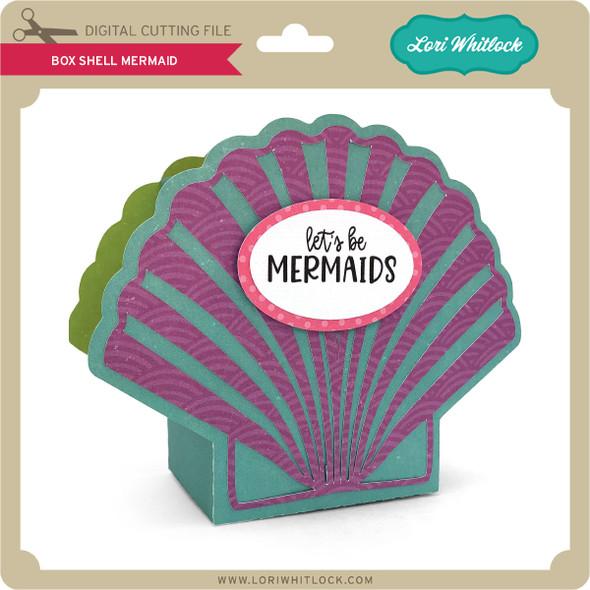 Box Shell Mermaid