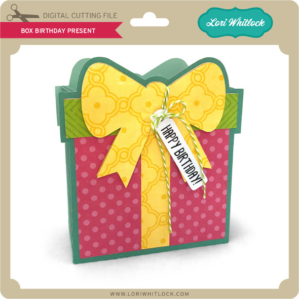 Box Birthday Present