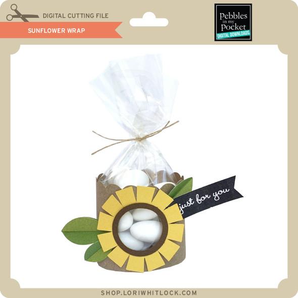 Sunflower Wrap