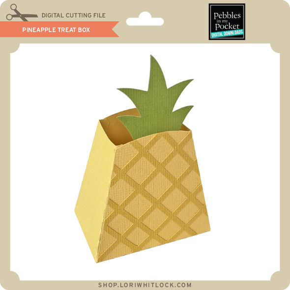 Pineapple Treat Box
