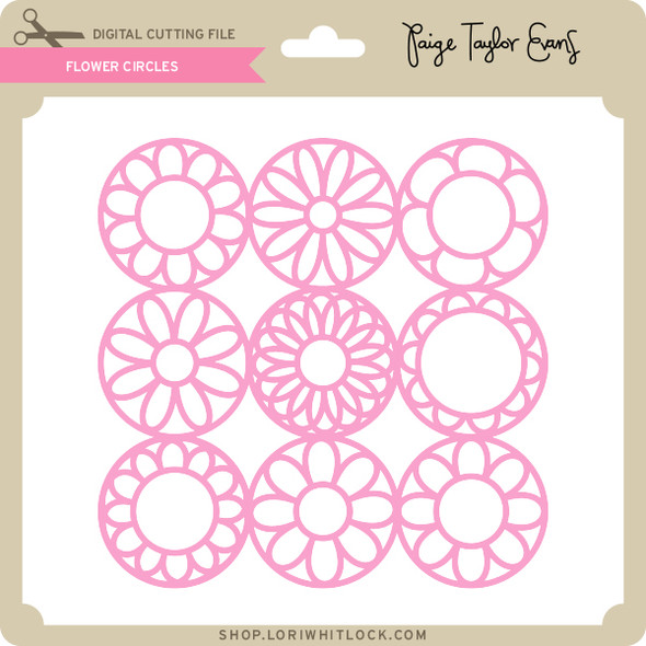 Flower Circles