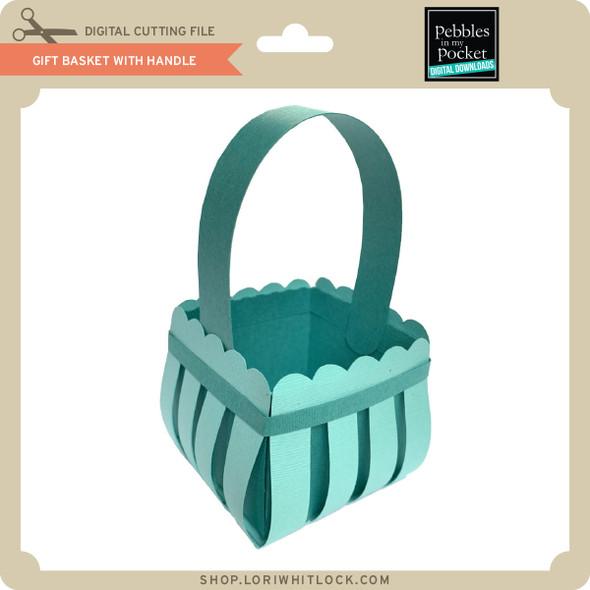 Gift Basket with Handle