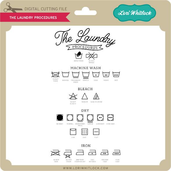 The Laundry Procedures