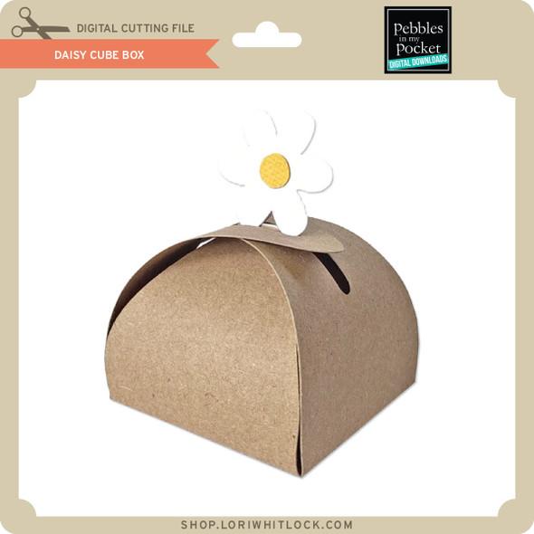 Daisy Cube Box