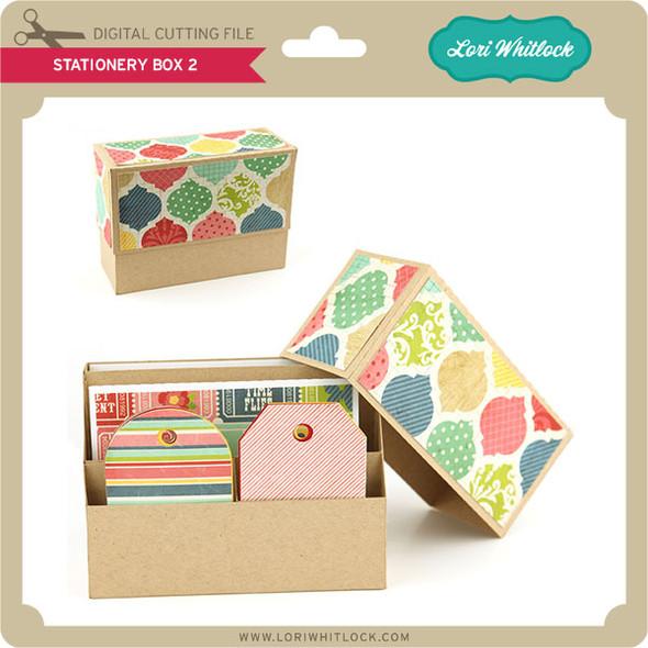 Stationery Box 2