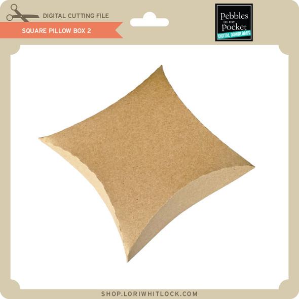 Square Pillow Box 2