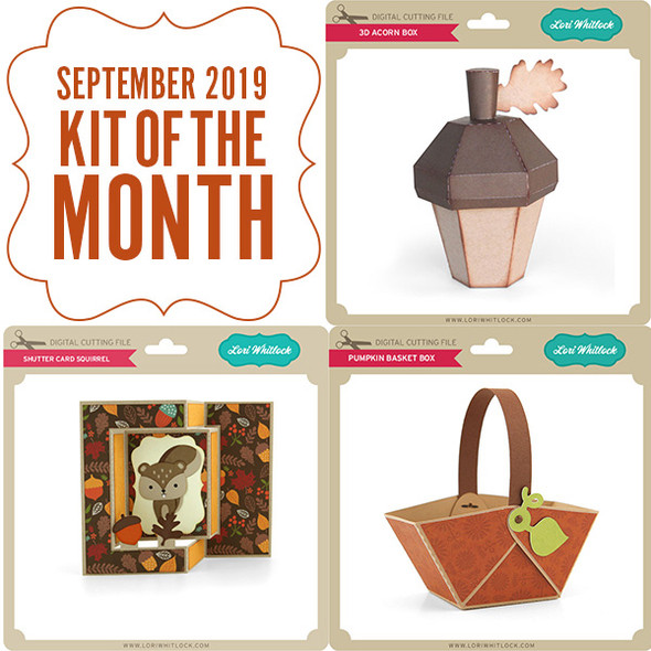 2019 September Kit of the Month