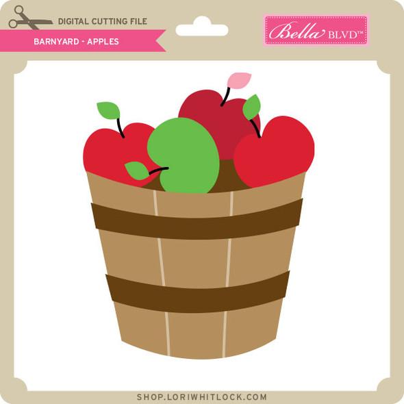 Barnyard - Apples
