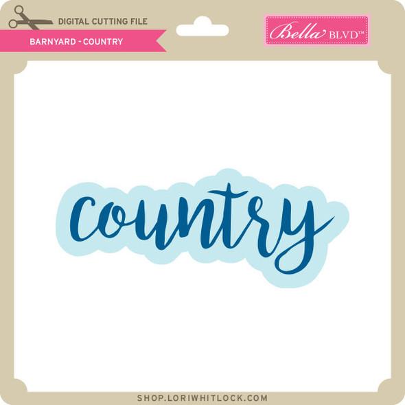 Barnyard - Country