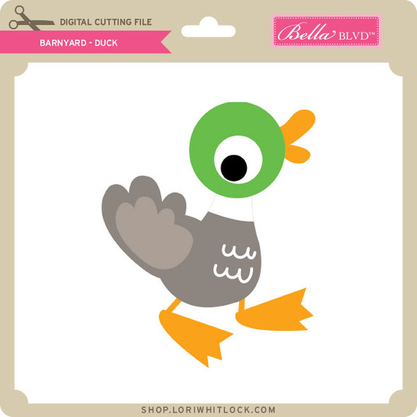 Barnyard - Duck