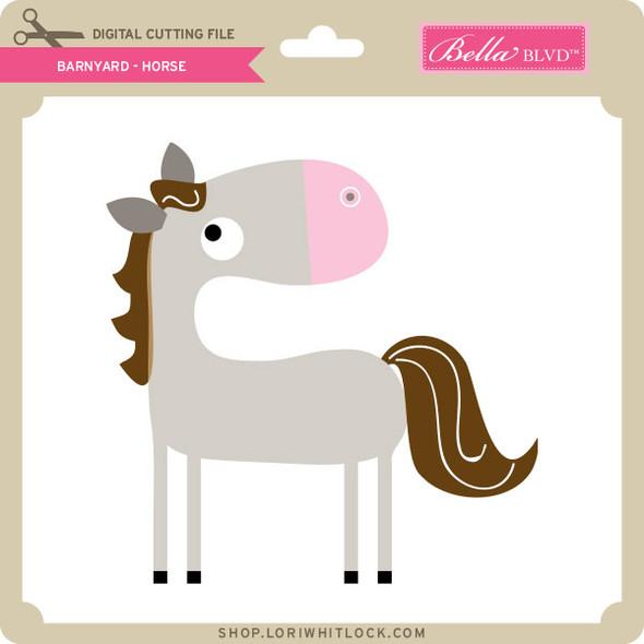 Barnyard - Horse