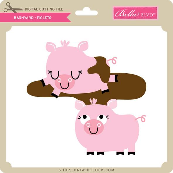 Barnyard - Piglets