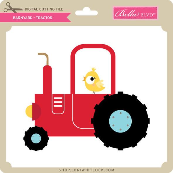 Barnyard - Tractor