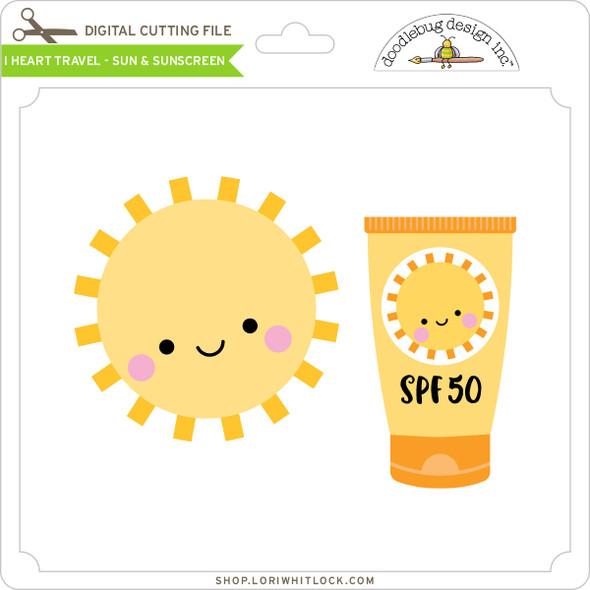I Heart Travel - Sun & Sunscreen