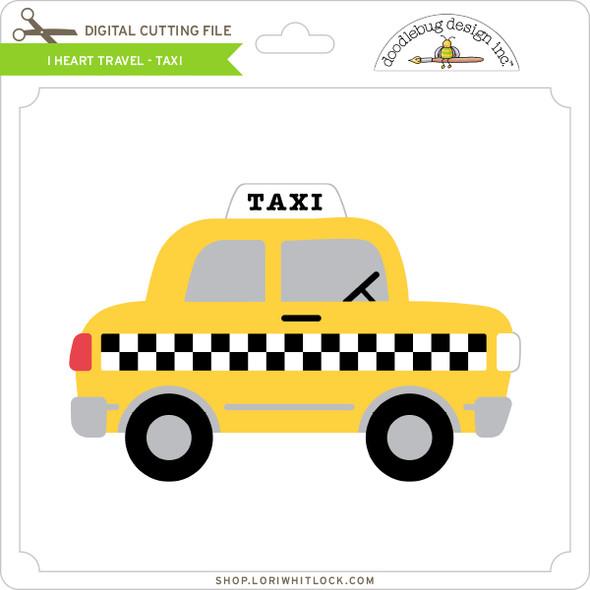 I Heart Travel - Taxi