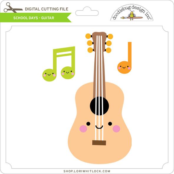 School Days - Guitar
