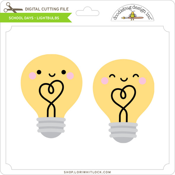 School Days - Lightbulbs