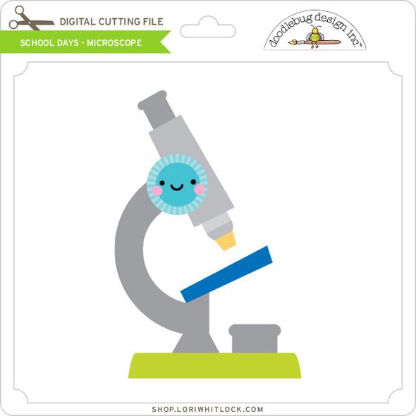 School Days - Microscope