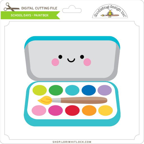 School Days - Paintbox