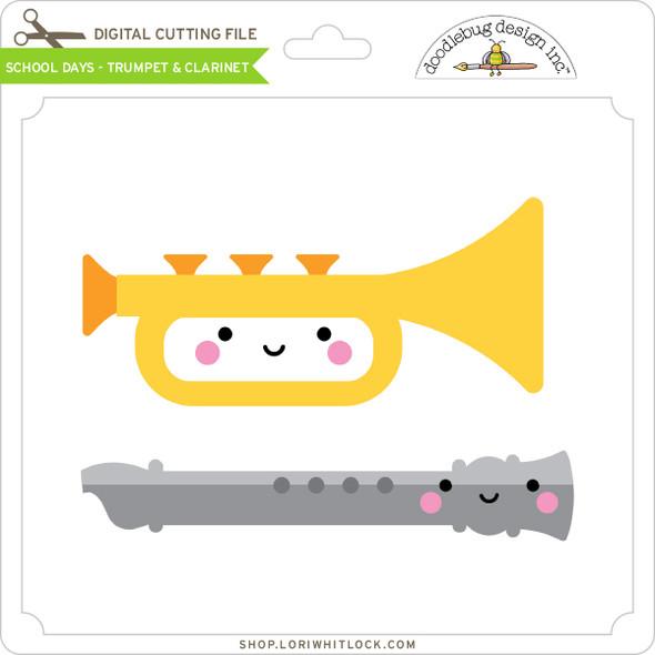 School Days - Trumpet & Clarinet