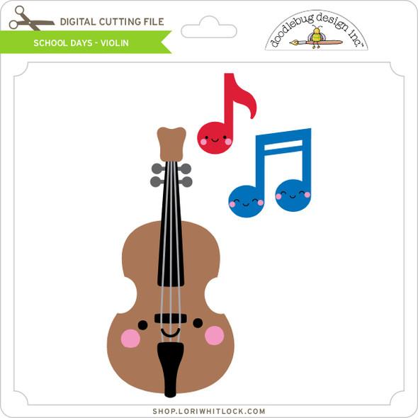 School Days - Violin