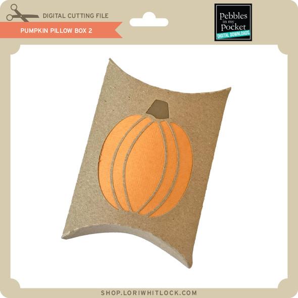 Pumpkin Pillow Box 2