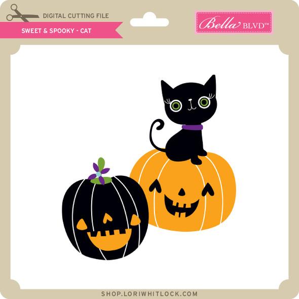 Sweet & Spooky - Cat